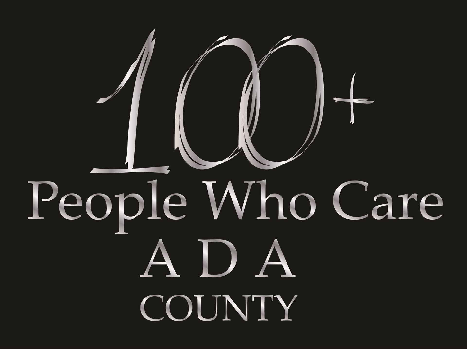 100+ People Who Care ADA County