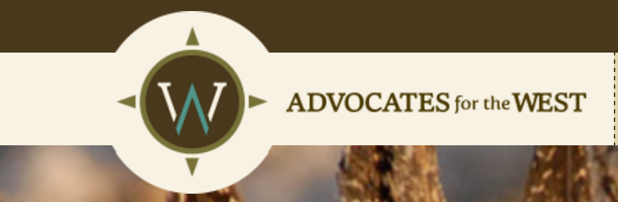 Advocates for the West
