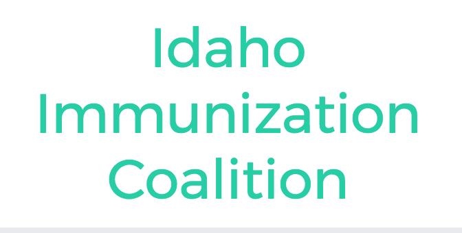 Idaho Immunization Coalition