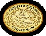Gold Buckle Champion