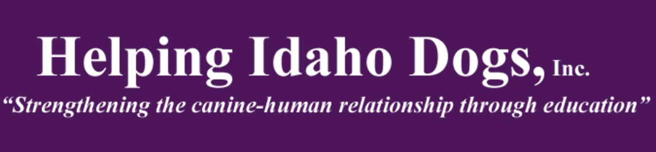 Helping Idaho Dogs, Inc